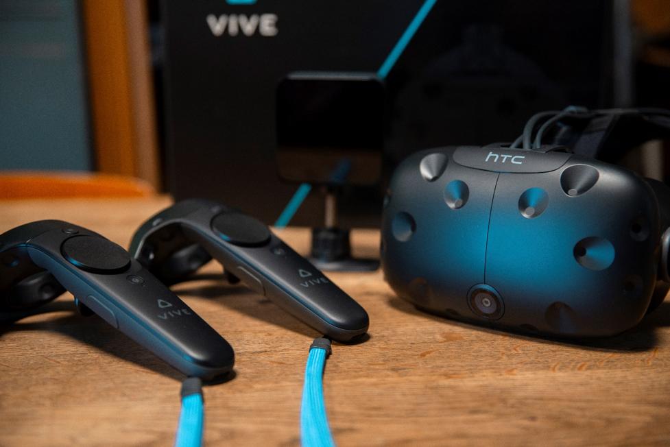 Réalité virtuelle et augmentée - page équipements