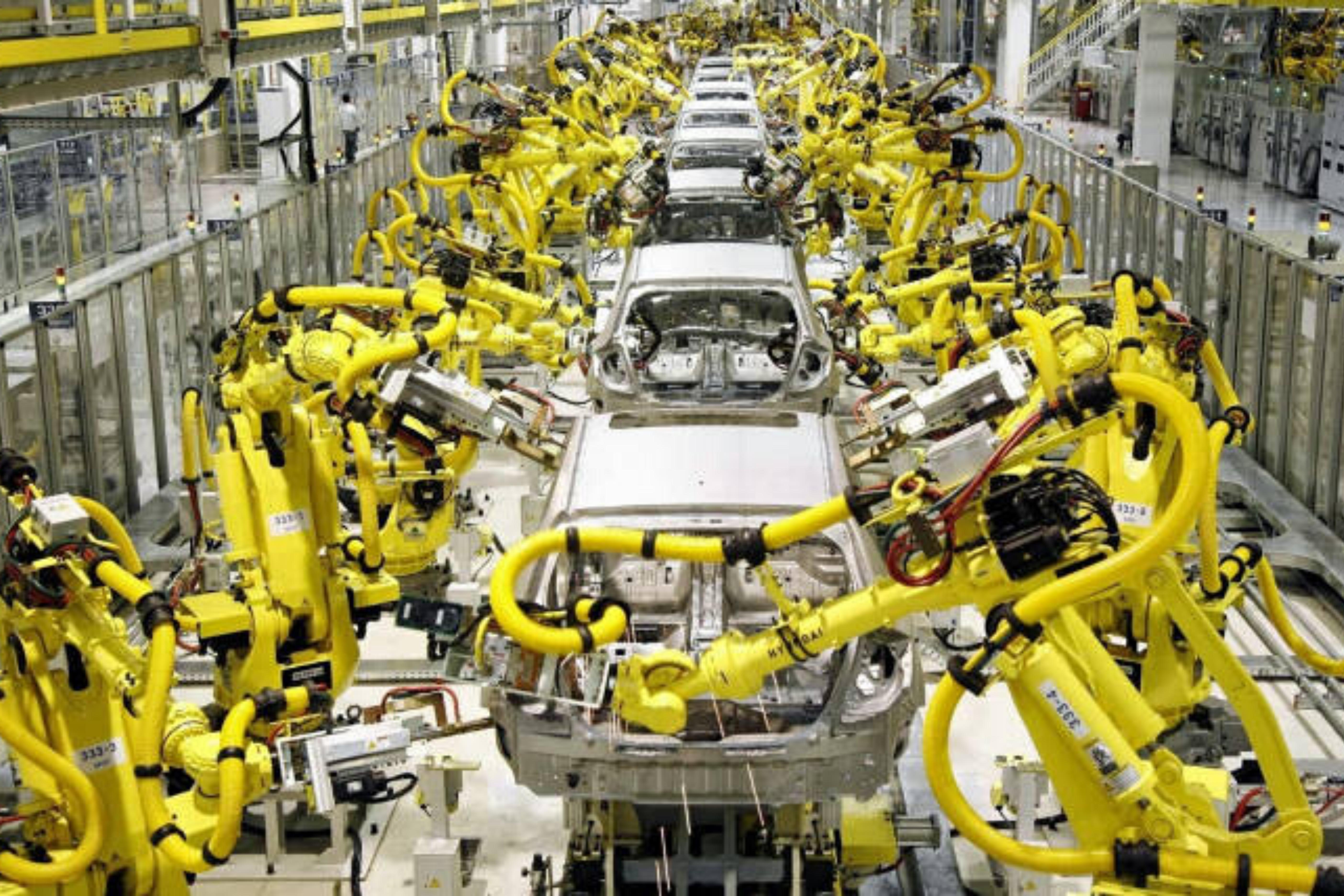 Mooc robotique industrielle