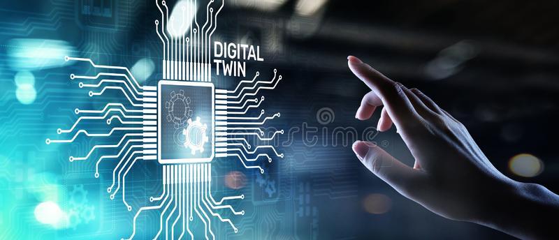 Formation digital twin